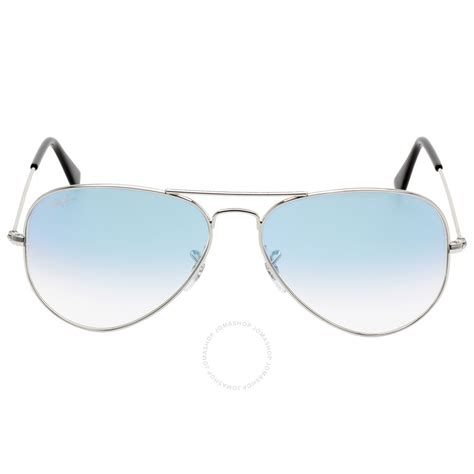 ray ban aviator light blue lens crystal blue gradient ray ban louisiana bucket brigade