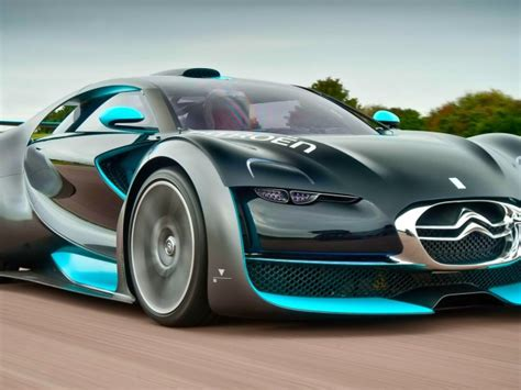 citroen sports car citroen survolt wallpapers and images wallpapers