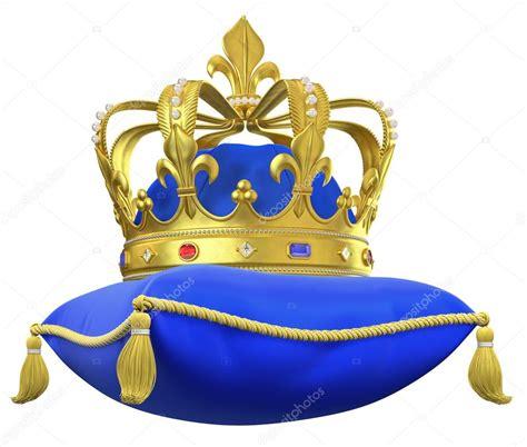 Immagini Cuscino by Il Cuscino Royal Con Corona Foto Stock 169 Ayvan 100717372