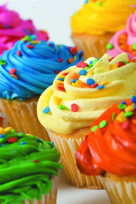 cupcake color colorful cupcakes cupcake gallery photo 31418599 fanpop