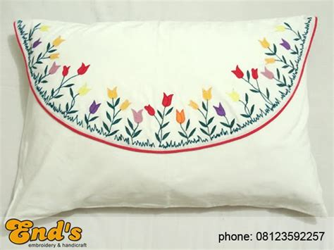 Sprei Rempel by End S Embroidery Handicraft Sprei Rempel