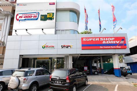 shop and drive astra otoparts meluncurkan dua program baru di super shop