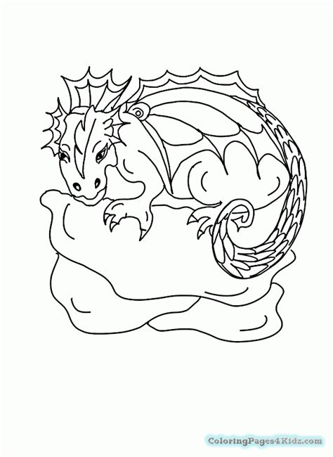 coloring pictures of baby dragons realistic baby dragon coloring pages coloring pages for kids