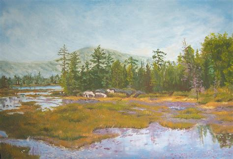 Landscape Artwork For Sale Landscape Print For Sale Painting Serene Painting