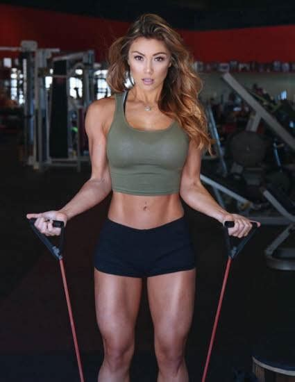 imagenes fitness mujeres cuerpos perfectos fitness mujer tu revista fitness