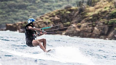 obama british virgin islands obama is kitesurfing in virgin islands on post presidency