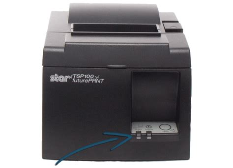How To Connect Drawer To Printer tsp100 ethernet printer setup ambur support