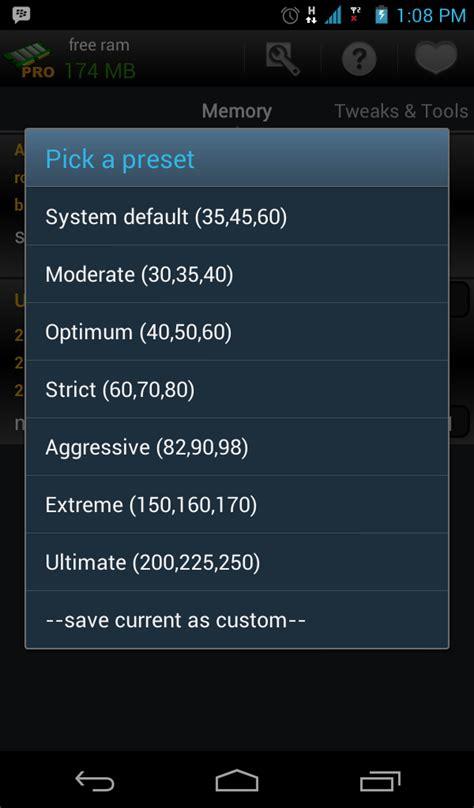 autokiller memory optimizer pro apk cara meningkatkan kecepatan ram pada android just info for you