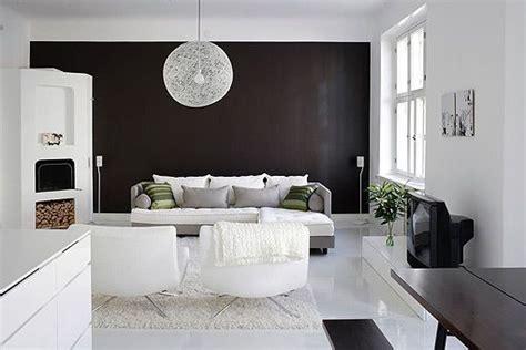 apartamento loft minimalista en blanco y negro decoraci 243 n decorar en negro 12 ideas para interiores modernos y