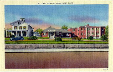 Middleboro Post Office by Postcards From Plymouth County Massachusetts