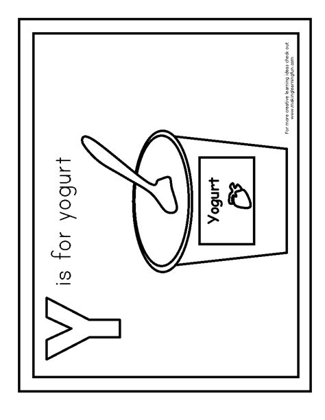 Coloring Page Yogurt by Free Coloring Pages Of Yogurt Colorear