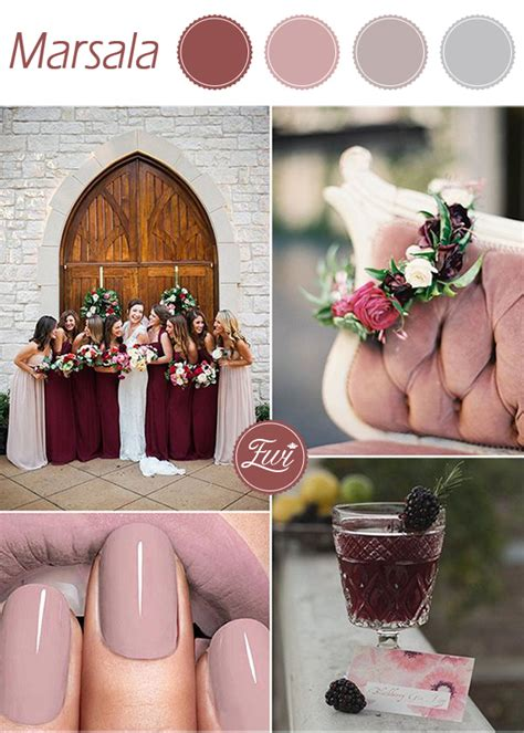 most popular wedding colors top 10 most popular wedding color schemes on