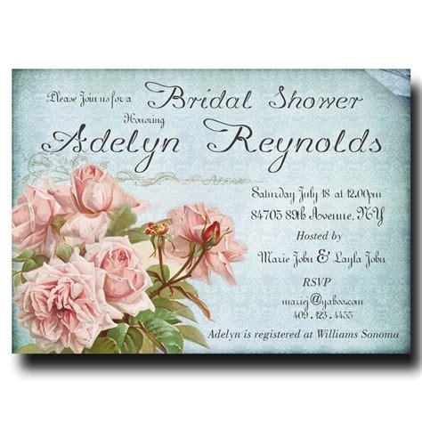 printable vintage bridal shower invitations printable wedding invitations by divine charm digital