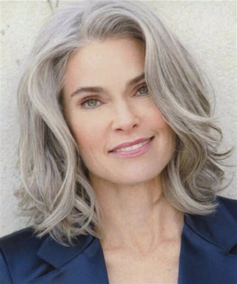 gray hair in mid thirties hairstyles for women over 50 in 2018 new hairstyles 2017