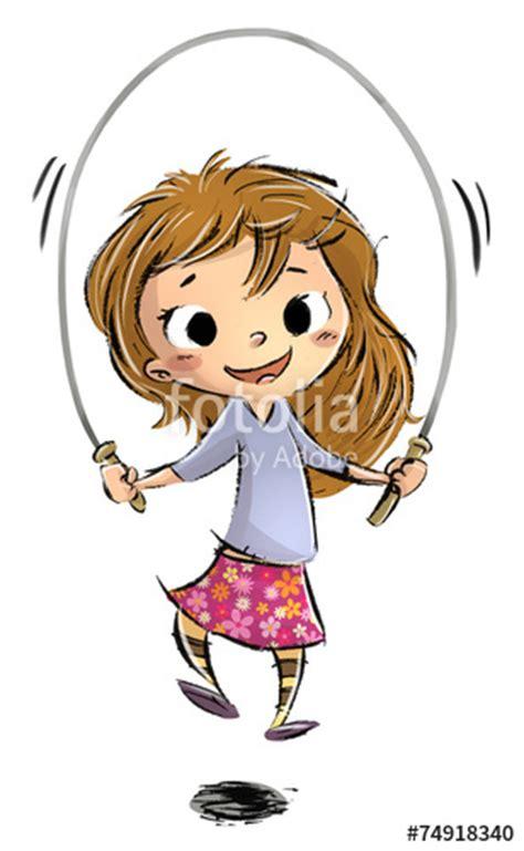 imagenes niños saltando la cuerda quot ni 241 a saltando en la cuerda quot stock photo and royalty free
