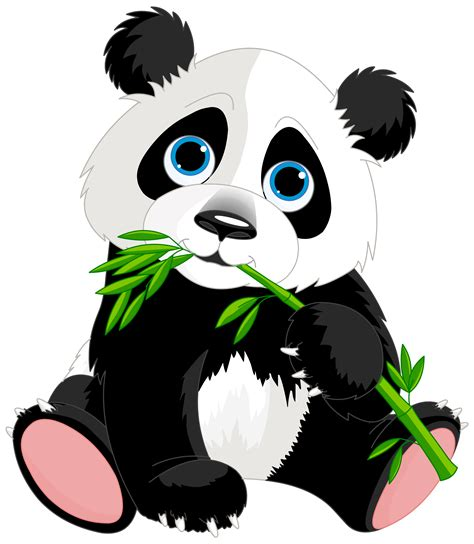 panda clipart panda bamboo clipart free clipart images clipartbold 2