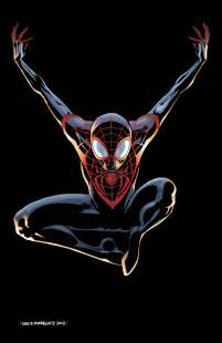 comics miles morales ultimate spider man