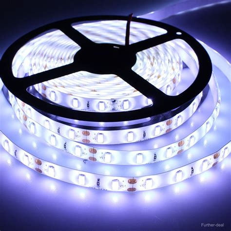 Waterproof 5630 Led Strip Light Flexible L 5m 300leds Led Lights 12v Waterproof