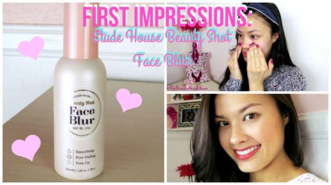 Makeup Di Etude House impressions etude house blur makeup primer review o뛰드하우스 페이스 블러 리뷰