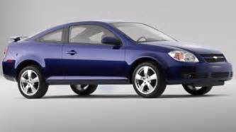 Pontiac G5 Recall Gm Recalls Chevy Cobalt Pontiac G5 After Fatal Crashes