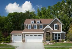 sanibel floor plan by eastbrook homes in west michigan