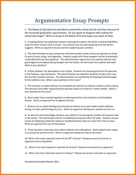 sles of essays for college argumentative essay sles for college 28 images prompts