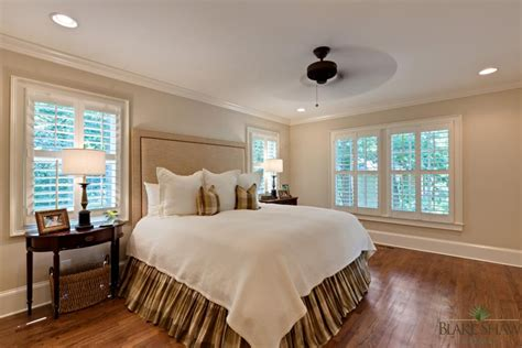bedroom plantation shutters brookhaven cottage renovation blake shaw homes atlanta