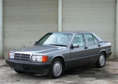 1990 mercedes 190e service repair manual 90