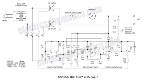 battery charger schematic dayton 12 vdc battery charger schematic get free image