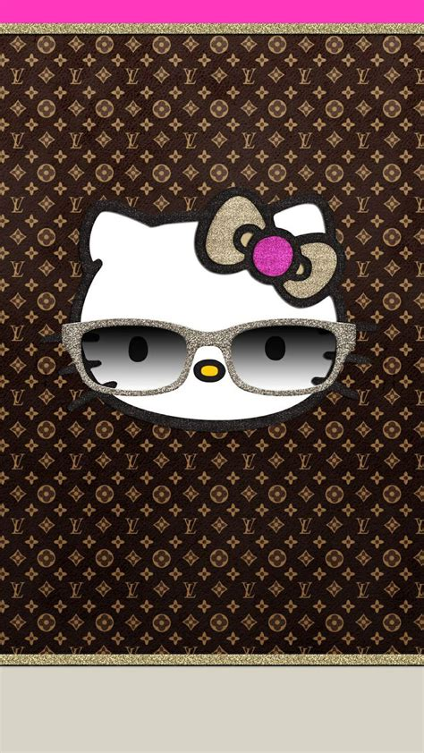 hello kitty louis vuitton wallpaper 506 best kt lv wallpaper images on pinterest android
