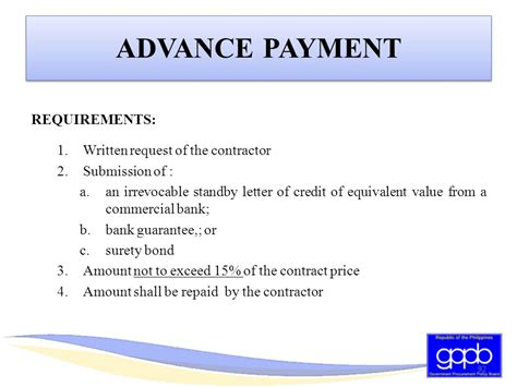 Request Letter For Advance Payment Guarantee request letter release bank guarantee