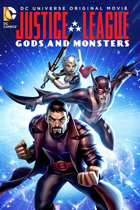 movie after justice league gods and monsters ranking the dc animated movies part 2 zone 6