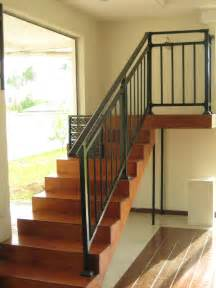 new style assembled stair railings with dip galvanized