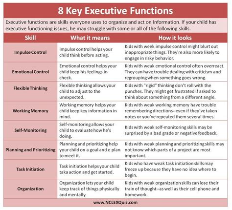 Executive Function Worksheets For Adults by 23 Best Ideas About Ot On Assessment Track