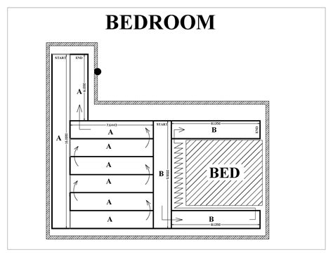 Effective Bedroom Layout Bedroom Heated Floors Simple And Cost Effective Electric