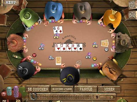 screenshot governor  poker