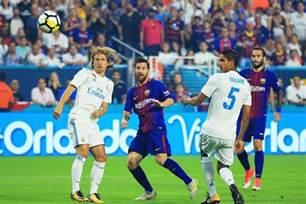 real madrid vs barcelona cup goals match report