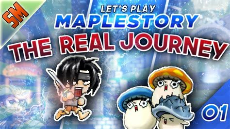 Real Real Journey maplestory the real journey lesser evil ep01