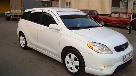 2006 Toyota Matrix For Sale 2006 Toyota Matrix Pictures 1794cc Gasoline Automatic