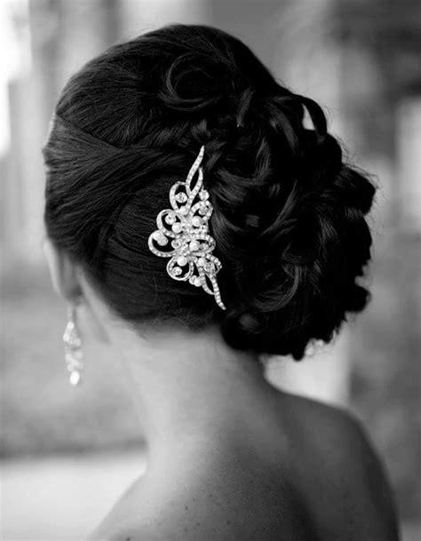 Vintage Wedding Hair Accessories Nz Vintage Inspired Wedding Hairstyles Modwedding