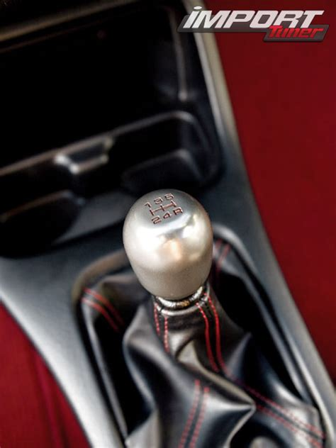 Type R Shift Knob by 404 Not Found