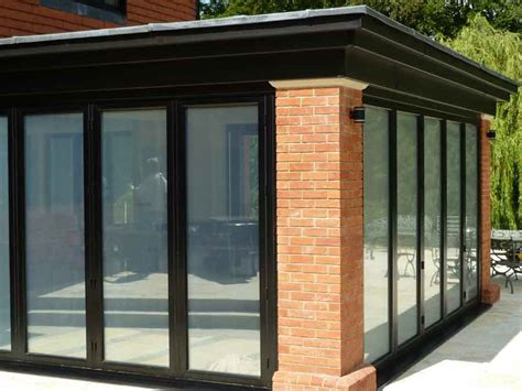 Folding Glass Doors Exterior Cost Folding Exterior Glass Doors Cost