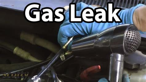 Hair Dryer Gas using a hair dryer to fix gas leaks