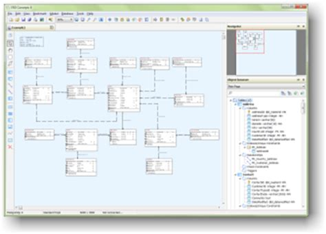 erd modeling tool erd concepts free and software reviews cnet