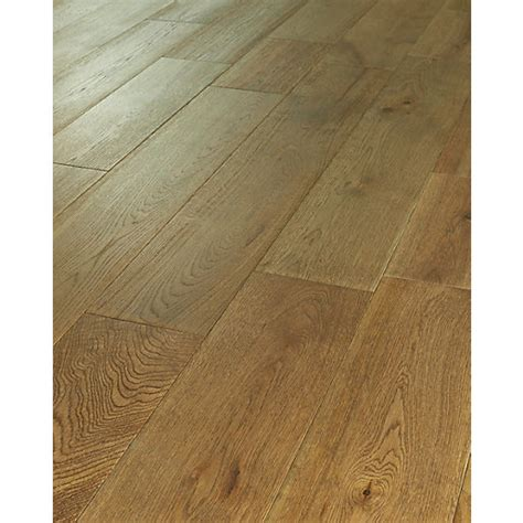 Wickes Dusky Oak Solid Wood Flooring Wickes Co Uk