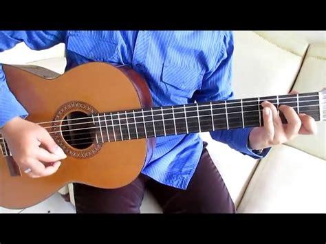 belajar kunci gitar istana bintang belajar kunci gitar peterpan aku dan bintang intro youtube