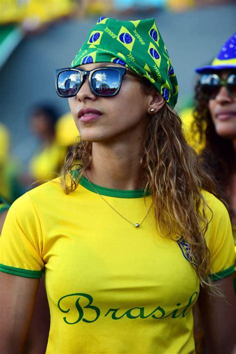 Pesta Bola 2014 Brazil Oryza A Wirawan galeri fan brasil vs kroasia bola net