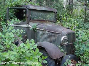 vintage car junk yards and wrecking yards from madchrome
