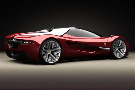 ferrari prototype cars ferrari world design contest finalist samir sadikhov s