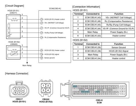 book repair manual 2007 hyundai elantra engine control hyundai elantra heated oxygen sensor ho2s schematic diagrams engine control system